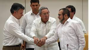 Colombia Farc Codigo 12.09.2016