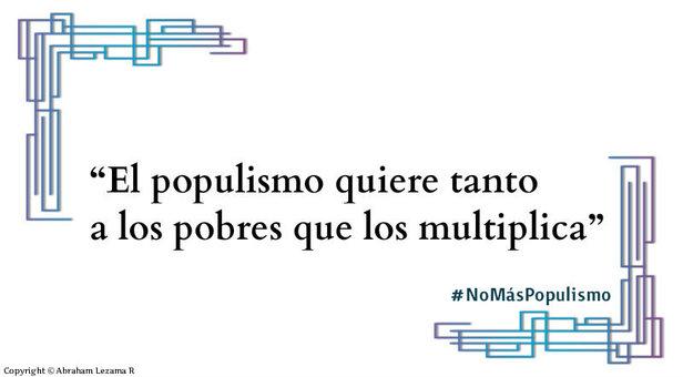 Populismo Codigo 19.10.2016