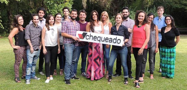 Cómo innovadores argentinos crearon Chequeado